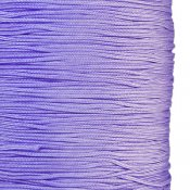 Chinese knotting cord, polyester, 1mm, light purple