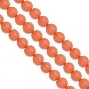 Swarovski Pearls, 8mm, coral