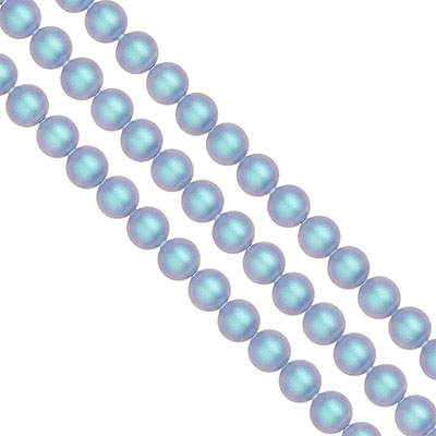Swarovski Pearls, 3mm, iridescent light blue